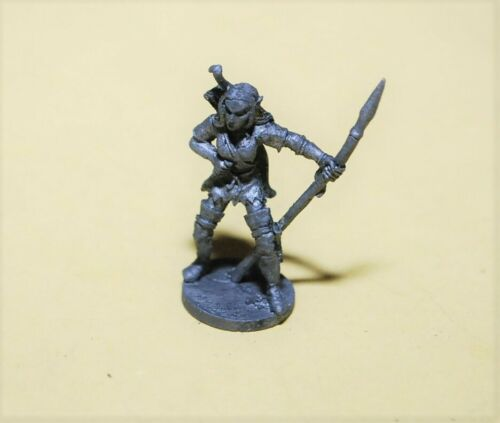 Hobby Products HP -  Fantasy - Female  Elf  Warrior / Fighter , 1994