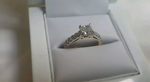 0.95 ct diamond ring one of a kind Langwarrin Frankston Area Preview
