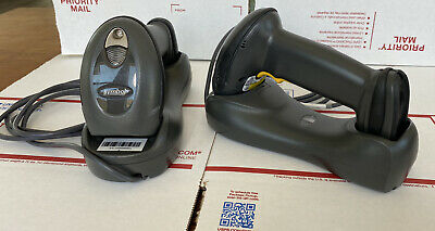 Motorola Symbol Li4278 Wireless Barcode Scanner Bluetooth Usb Same Day Shipping