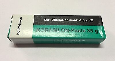 100g = 25,58 € KORASILON-PASTE ehemals Bayer Baysilone Paste Silicon Paste NEU