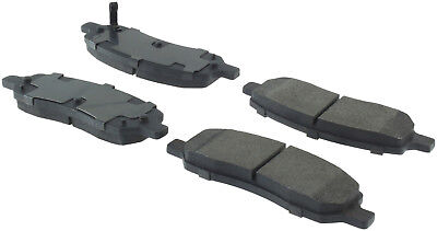 Disc Brake Pad Set Rear Centric 104.11720