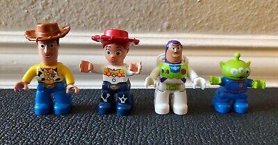 LEGO Duplo Toy Story Buzz Lightyear Woody Jessie Pizza Planet Alien