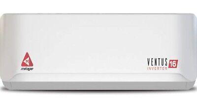 12000 BTU Ductless Mini Split Air Conditioner and Heat Pump 16 SEER 110 VOLT