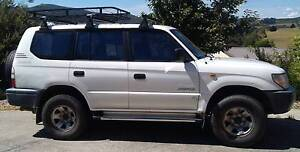 1999 Toyota LandCruiser Duel Fuel Unleaded/Gas Petrol Wagon Blackmans Flat Lithgow Area Preview