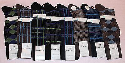 CHOICE – Perry Ellis Portfolio Tencel Blend Mens Dress Socks – FREE - Perrys Blend