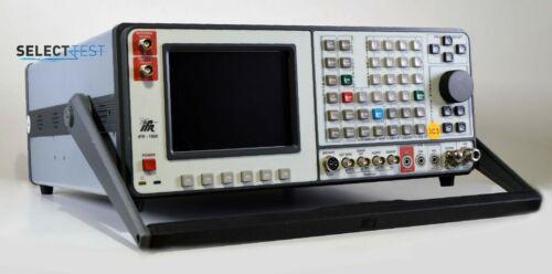 IFR 1900CSA SERVICE MONITOR, RADIO COMMUNICATION ANALYZER **LOOK** (REF.: G)