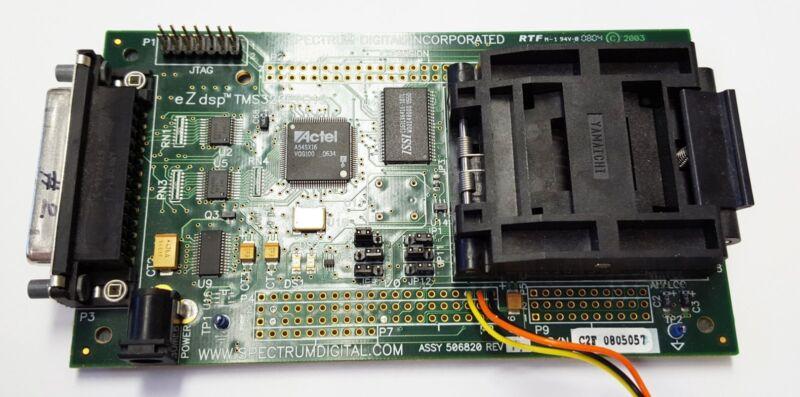 TI EZDSP TMS320F2812