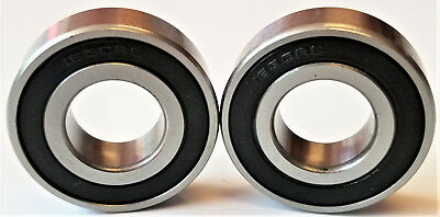 1630-2RS Ball Bearing 1.625in x 0.75in x 0.5in (Qty of 2) Free (0.75 Bearing)