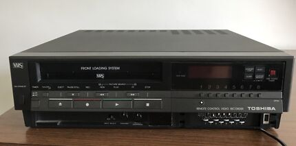 Toshiba V - 57A cassette video recorder / player