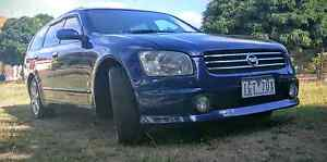 2003 Nissan Stagea 2.5 RS Four Craigieburn Hume Area Preview