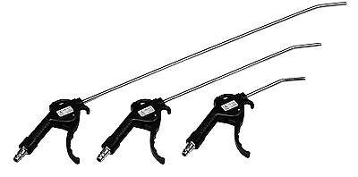 Druckluft Ausblaspistolen Satz 3-tlg. Kfz Druckluftgerät Ausblaspistole Werkzeug