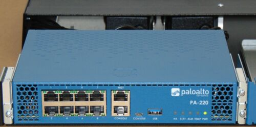 Palo Alto Networks PA-220 Next Generation Firewall Security Appliance with Mount