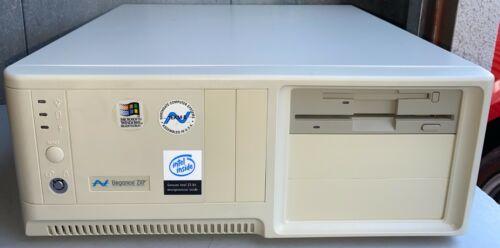 "Elegance ZXP 486DX/SX 7Mb RAM TEAC FD-505 Combo 3.5"" + 5.25""  PC Clone Computer"
