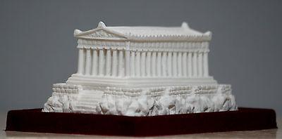 Parthenon Temple of Greek Goddess Athena Handmade Statue Sculpture 2.17΄΄