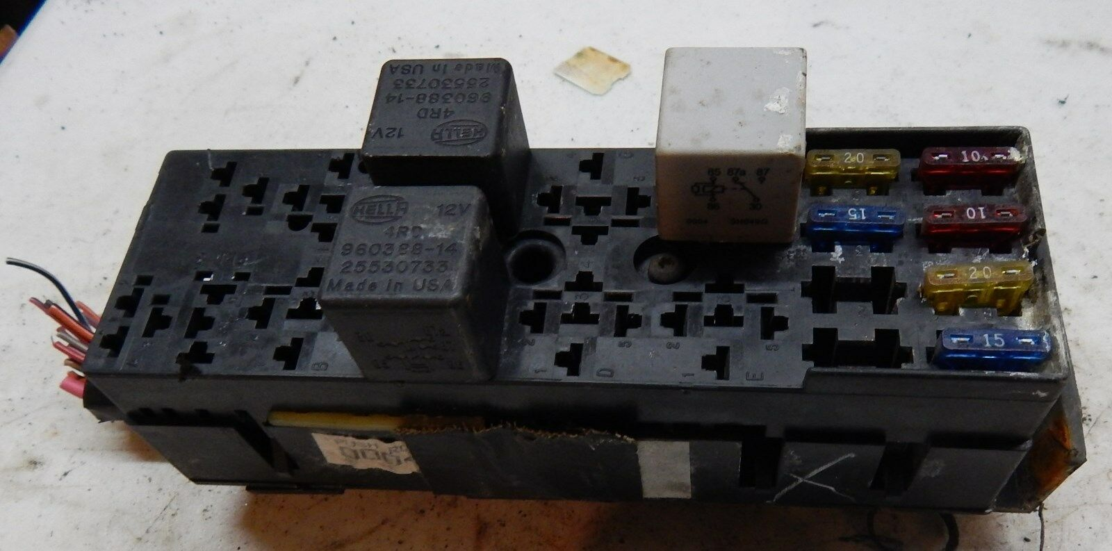 Used 1994 Buick Lesabre Switches And Controls For Sale Fuse Box Location 1992 1993 Relay