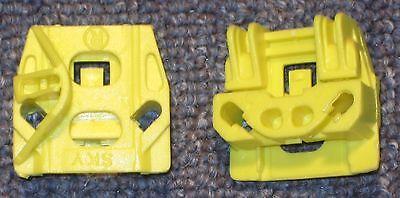 Golf Window Regulator (VW Jetta Golf Window Regulator Repair Clips FRONT PAIR (2 clips) - Left or)