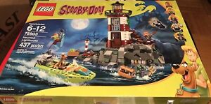 Lego scooby doo mystery lighthouse