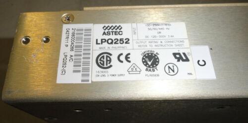 ASTEC LPQ252 100-250V~4.5A Power Supply