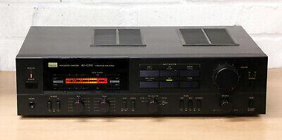 SANSUI AU-G55X Vintage Hi-Fi Integrated analogue amplifier + MM/MC PHONO 99p NR