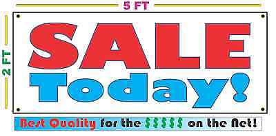 SALE TODAY Full Color Banner Sign NEW XXL Larger Size Best Price on the Net!