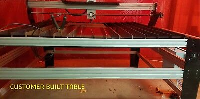 Firebird Plasma 48 X 48 62 X 60 Overall Cnc Plasma Table With Thc Software