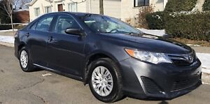 2014 TOYOTA CAMRY LE  31 000KM!! EXCELLENTE CONDITION!! 15 850$