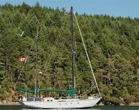 53 foot sailboat (ketch) ideal offshore and live-aboard