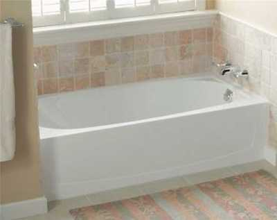 Sterling Plumbing Performa Bathtub Right-Hand Drain 60in.x29in. White 71041120-0