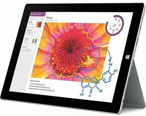 Microsoft-Surface-3-64GB-10-8-034-LTE-AT-amp-T-2GB-Win-8-1-Wi-Fi-Tablet-PC