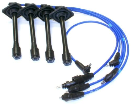 1992-1996 Fits Toyota Camry 2.2L L4 TE 62 Spark Plug Wire Set NGK TE62