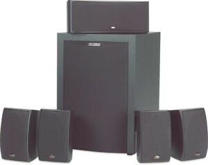 Polk Audio RM6750 surround sound speaker system