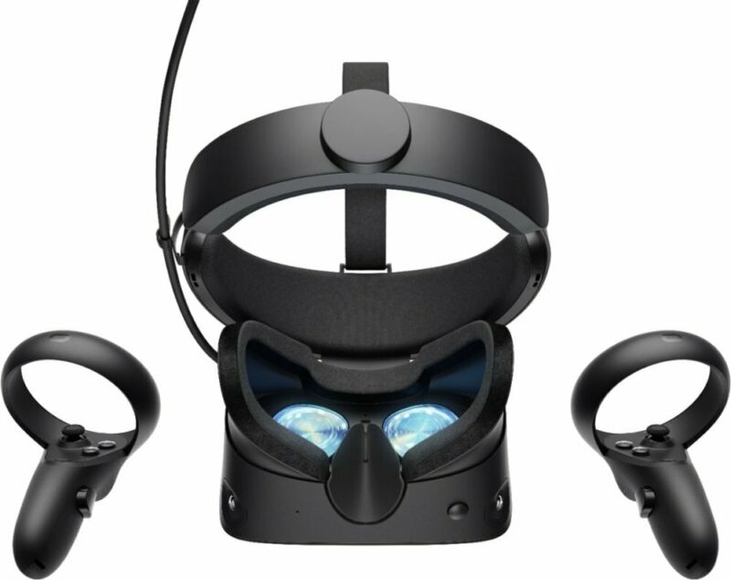 Lenovo 301-00178-01 Oculus Rift S Powered VR Gaming Headset Black