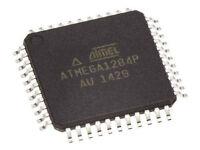 Atmel Microchip ATmega1284P  AU im TQFP 44 Gehäuse 1 Stück NEU SMD TOP