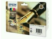Epson 16 ink cartridges