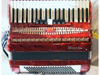 Bailie 'Clansman' Piano Accordion