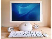"Apple iMac G4 20"""