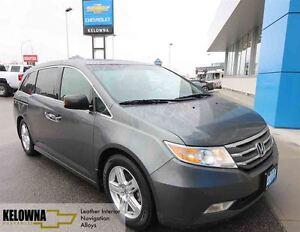 2011 Honda Odyssey Touring, Leather, Navigation, Alloys