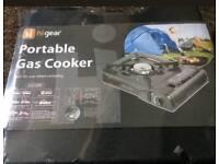 Hi gear PORTABLE GAS COOKER