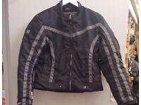 Ladies Belstaff biker jacket and trousers size 14