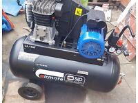 SIP airmate air compressor 100 litres