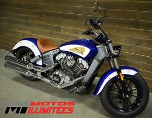 2015 Indian Motorcycles Scout Custom Liquidation hivernale 250 m