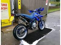 Yamaha xt125x 2009 px or sale