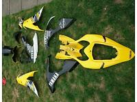 R1 2004 fairing