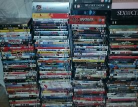 180 dvds and 6 box sets joblot £30for all (works put 16p each)