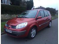 Renault Scenic. 2005