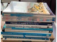 Art instruction books - free