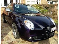 Alfa Romeo Mito MultiAir Distinctive TB 135 Low Mileage 62 Reg