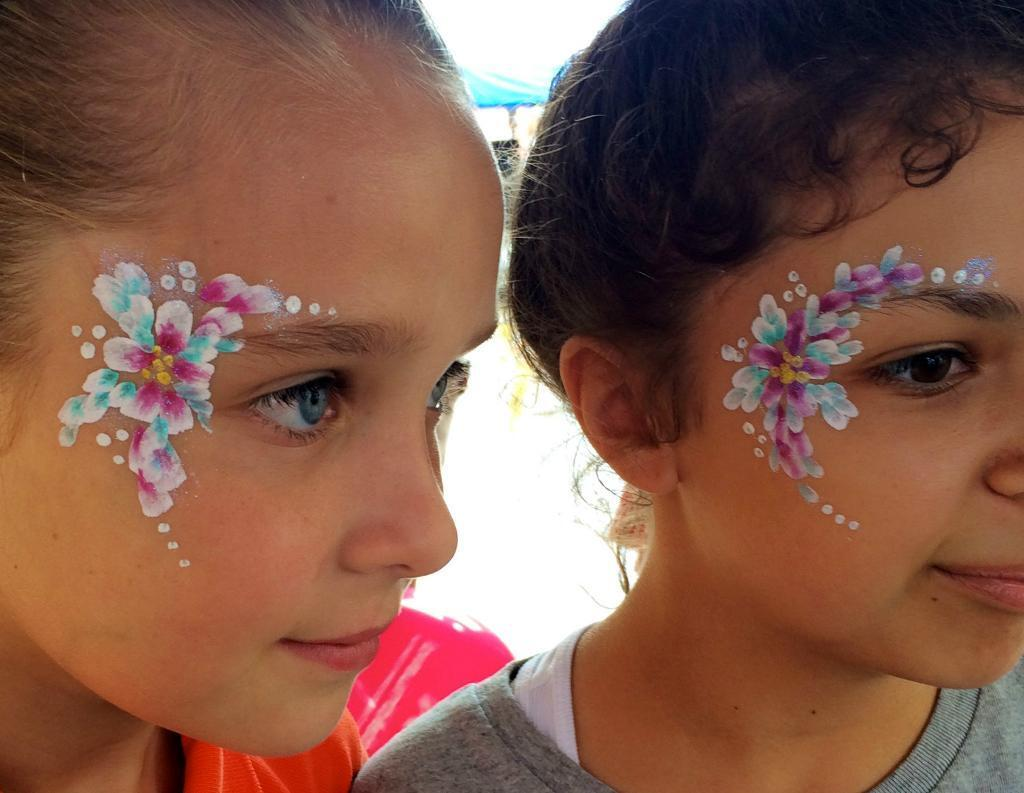 Face Painter, Airbrush Tattoos