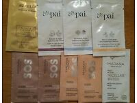 Pai Moisturiser Madara Cream Serum Water Aurelia Miracle Cleanser tester sample