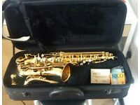 JUPITER 500 SERIES SAXOPHONE - Excellent condition